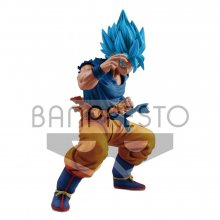 Dragonball Super Masterlise Figure Super Saiyan God Super Saiyan