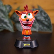 Crash Bandicoot 3D Icon světlo Crash Bandicoot 10 cm