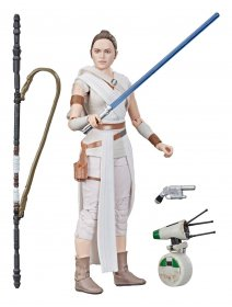 Star Wars Episode IX Black Series Akční figurka 2019 Rey & D-O 1