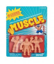 Legends of Lucha Libre M.U.S.C.L.E. Figures 3-Pack Pack A 4 cm