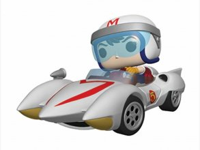 Speed Racer POP! Rides Vinylová Figurka Speed w/Mach 5 18 cm