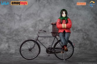 Under One Person PVC Socha 1/10 Feng Baobao Winter Ver. 16 cm