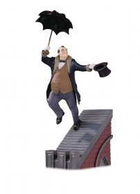 Batman-Villain Multi-Part Socha The Penguin 23 cm (Part 1 of 6)