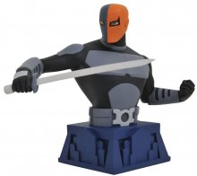 Batman The Animated Series Bust Beware The Batman Deathstroke 15