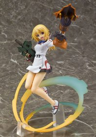 IS (Infinite Stratos) PVC Socha 1/7 Charlotte Dunois 25 cm