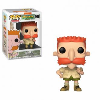 90's Nickelodeon POP! Television Vinylová Figurka Nigel (The Wi