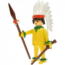 Figurka Playmobil Nostalgia Collection Indian Chief 25 cm
