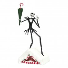 Nightmare before Christmas Gallery PVC Socha What Is This Jack