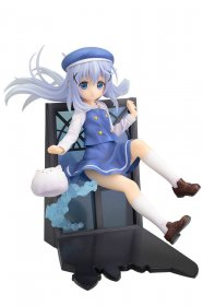 Is the Order a Rabbit PVC Statue 1/8 Chino 15 cm