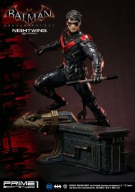 Batman Arkham Knight Socha 1/3 Nightwing Red Version 68 cm