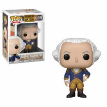 American History POP! Icons Vinylová Figurka George Washington 9