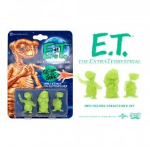 E.T. the Extra-Terrestrial Collector's Set mini figurky 3-Pack G