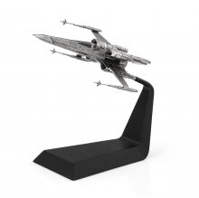 Star Wars Episode VI Pewter Collectible Replica 1/72 X-Wing Star