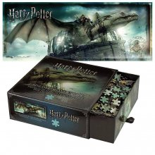 Harry Potter skládací puzzle Gringotts Bank Escape