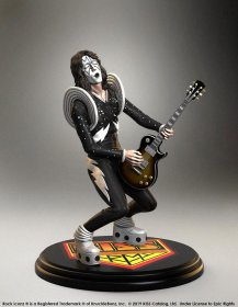 Kiss Rock Iconz Socha 1/9 The Spaceman (ALIVE!) 20 cm