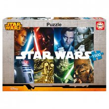 Star Wars puzzle Characte
