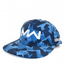 Call Of Duty Modern Warfare Curved Bill Cap Camo Embroidered