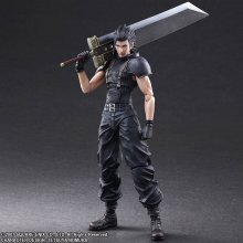 Crisis Core Final Fantasy VII Play Arts Kai Akční figurka Zack 2