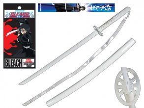 Bleach Pěnový meč with Wooden Handle Rukia Bankai Sode no Shiray