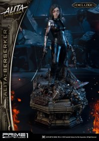 Alita: Battle Angel Socha 1/4 Alita Berserker Deluxe Version 64