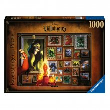 Disney Villainous skládací puzzle Lion King - Scar (1000 pieces)