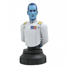 Star Wars Rebels Bust 1/7 Grand Admiral Thrawn 15 cm