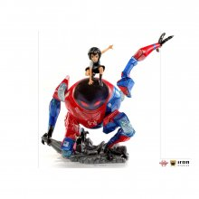 Spider-Man: Into the Spider-Verse BDS Art Scale Deluxe Socha 1/