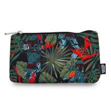Star Wars by Loungefly Coin/Cosmetic Bag Boba Fett Bright Leaves