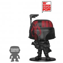 Star Wars Super Sized POP! Vinylová Figurka Boba Fett 25 cm