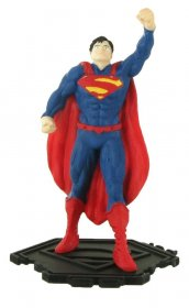 DC Comics mini figurka Superman flying 9 cm