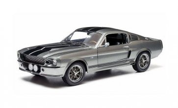 Gone in 60 Seconds kovový model 1/18 1967 Ford Mustang Shelby E