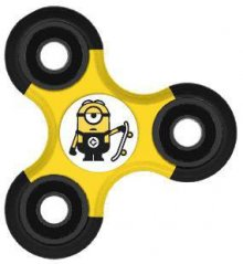 Despicable Me Fidget Spinner Minion Stuart
