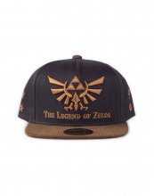 Legend of Zelda Snapback kšiltovka Badge