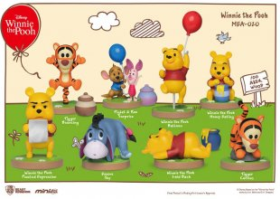 Disney Classic Series Mini Egg Attack Figures 8 cm Winnie the Po