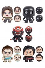 Star Wars Mighty Muggs Figures 9 cm 2018 Wave 5 Assortment (6)