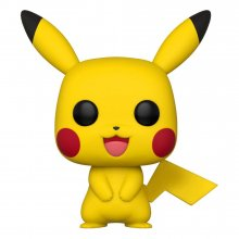 Pokemon POP! Games Vinylová Figurka Pikachu 9 cm