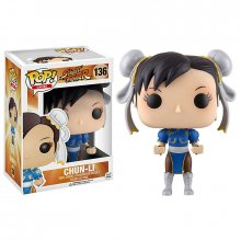 Figurka Street Fighter POP! Chun-Li 9 cm