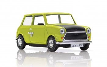 Mr. Bean kovový model 1/36 Mini