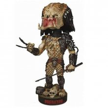 Predator Head Knocker figurka Predator with Spear 23 cm