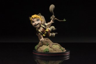 Marvel Q-Fig Diorama Squirrel Girl 10 cm