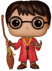 Harry Potter POP! Movies Vinyl Figure Harry Potter Quidditch 9 c