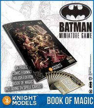 Batman Miniature Game 2nd Edition Book of Magic *English Version
