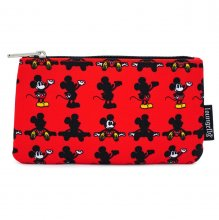 Disney by Loungefly Coin/Cosmetic Bag Mickey Parts AOP