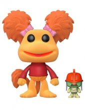 Fraggle Rock POP! Television Vinyl Figure Red with Doozer Flocke