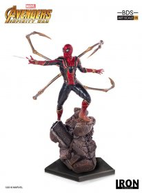 Avengers Infinity War BDS Art Scale Socha 1/10 Iron Spider-Man