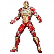 Iron Man 3 Action Hero model kit Mark XVII Heartbreaker 20 cm