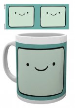 Adventure Time Mug BMO Face