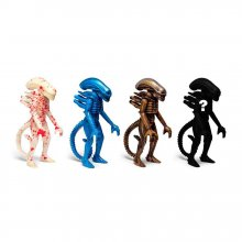 Alien ReAction Akční Figurky 10 cm Blind Box Wave 2 Display (12
