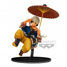 Dragon Ball Z BWFC PVC Socha Son Goku Normal Color Ver. 18 cm