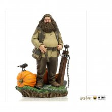 Harry Potter Deluxe Art Scale Socha 1/10 Hagrid 27 cm